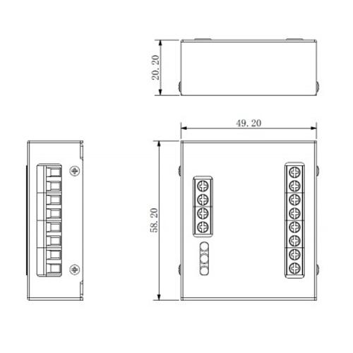 Intipdm Door Unlock Expander Module Rhinoco Technology
