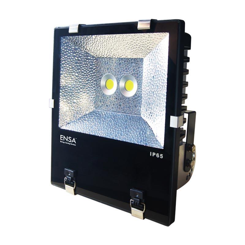 200w 5000k Flood Light With Lens: LFL-A200-CW: Commercial 200W 5000K LED Flood Light