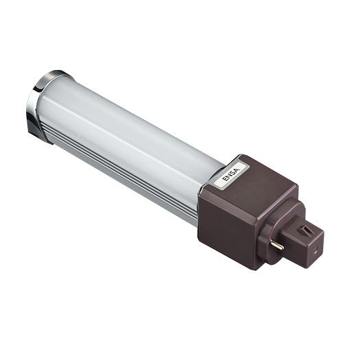 ledg24d10w5k 10w led pl g24d 2 pin light bulb 5500k rhinoco technology. Black Bedroom Furniture Sets. Home Design Ideas