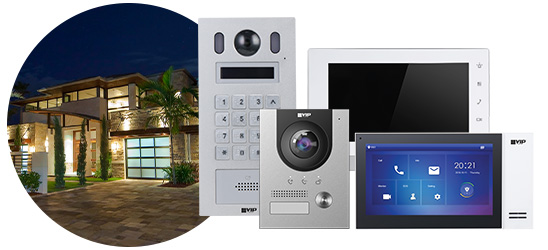 Video intercom category header image