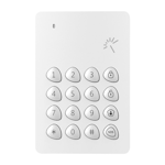 Watchguard 2020 Wireless RFID Keypad