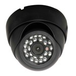Professional Ultra Low Light Weather Resistant Dome Camera