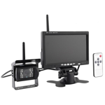 Heavy Duty Wireless Reversing Camera / Monitor Kit