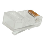 Standard CAT5/5e/6 RJ45 Connector