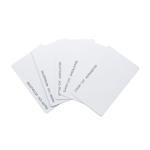125KHz RFID Thin Proximity Cards (10 Pack)