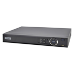Compact 8 Channel Network Video Recorder with PoE (80Mbps)