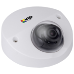 Professional Series 4.0MP WDR Infrared Fixed Wedge Dome (2.8mm)