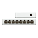 8-port Unmanaged Network Switch