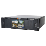 Ultimate 128 Channel Network Video Recorder (384Mbps)