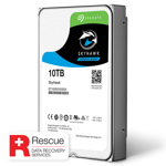 10TB SkyHawk Surveillance Hard Disk Drive with Rescue Service
