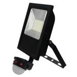 Commercial 50W 5000K LED Sensor Flood Light