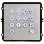 Keypad Multi-Tenant Intercom Module