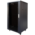 18RU 450mm Deep Free Stand Data Cabinet