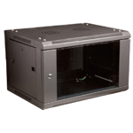 4RU 450mm Deep Wall Mount Data Cabinet