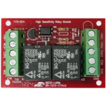 3/24VDC Relay Module (Two 7A SPDT Relays)