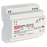24VDC 4A Single Output Industrial DIN Rail Power Supply