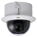 Professional Series 2.0MP WDR 25x Zoom PTZ Dome (Recessed Mount)
