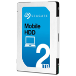 2TB Mobile Hard Disk Drive (2.5'')