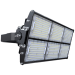 Modular 720W 5000K LED Flood Light