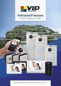 VIP Vision Intercom Product Solution Guide 2017