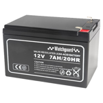 12VDC 7Ah Sealed Lead Acid Battery