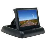 4.3'' TFT Dashboard Flip Monitor for Vehicles
