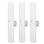 3 x Pre-Configured Ubiquiti 5.8GHz Wireless Access Point Pack
