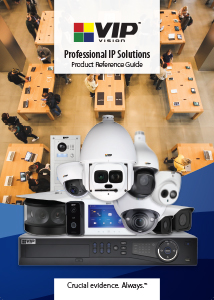 VIP Vision Product Solution Guide 2017