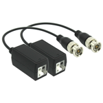 Passive HDCVI/Analogue Balun Pair