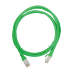 0.50m CAT6 Ethernet Cable Patch Lead (Green)