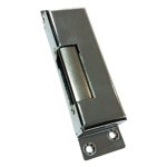Chrome Mortise Electronic Door Strike