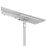 40W Microwave Sensor Solar LED Street Light