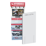 Multipurpose Free-standing Display Stand