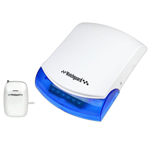 Watchguard Wireless Siren & Strobe with Backup Battery