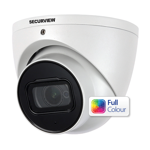 Professional Series 2.0MP Full Colour WDR Fixed HDCVI Dome