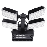 480W Adjustable LED Flood Light (6500K)