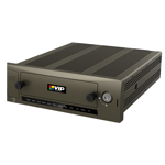Professional 4 Channel Mobile NVR with GPS, 4G & WiFi