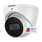 Professional Series 2.0MP 24/7 Colour Fixed HDCVI Dome