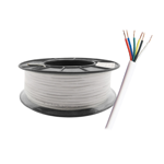 100m 6-Core Alarm Cable (7/0.20mm)