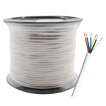100m 6-Core Alarm Cable (14/0.20mm)