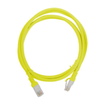0.50m CAT6 Ethernet Cable Patch Lead (Yellow)