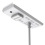50W Microwave Sensor Solar LED Street Light