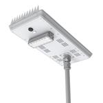 30W Microwave Sensor Solar LED Street Light