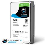 12TB SkyHawk AI Surveillance Hard Disk Drive