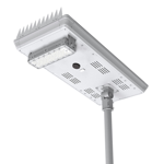 30W Microwave Sensor Solar LED Street Light