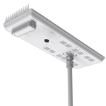 50W Microwave Sensor Solar LED Street Light