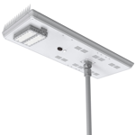 60W Microwave Sensor Solar LED Street Light