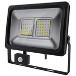 Commercial 50W 5000K LED Sensor Flood Light