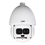 Ultimate Series 2.0MP Laser Infrared 40x Zoom PTZ Dome