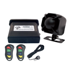 Australian Standards Approved Car Alarm and Upgrade in One inc. 3 Point Engine Immobiliser and Glass Break Sensor - 24VDC